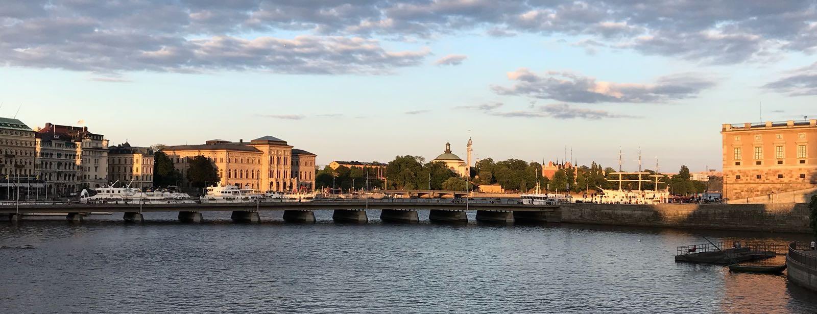 Wendy schrijft over Zweden